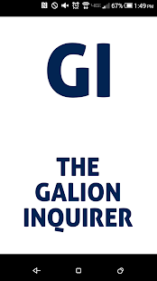 The Galion Inquirer- screenshot thumbnail