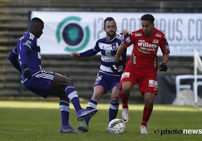 El Ghanassy explique comment battre Anderlecht