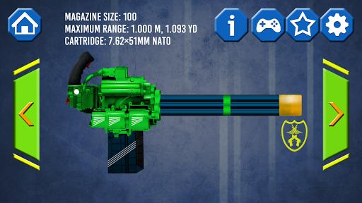 究極遊戯銃シミュレータ