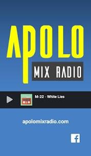 APOLO Mix Radio 1.0 Latest MOD APK 1
