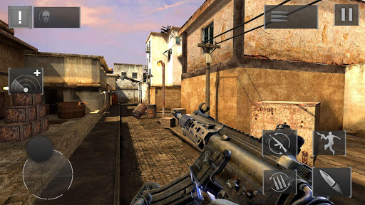 Military Shooting Games 2019 : Army Shooting Games android2mod screenshots 12