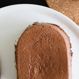 Chocolate Semifreddo.