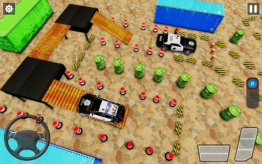 Crazy Traffic Police Car Parking Simulator 2020 5.30 Screenshots 5