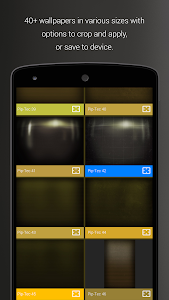 PipTec Amber Icons & Live Wall v1.5.0