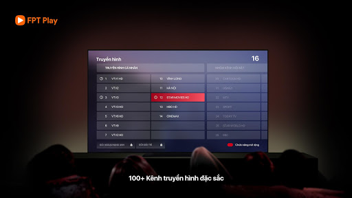 FPT Play for Android TV 4.2.0 screenshots 7