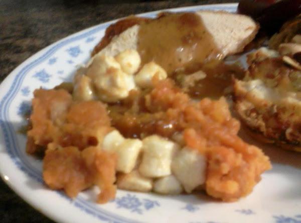 Pineapple And Marshmallow Sweet Potato Casserole Recipe