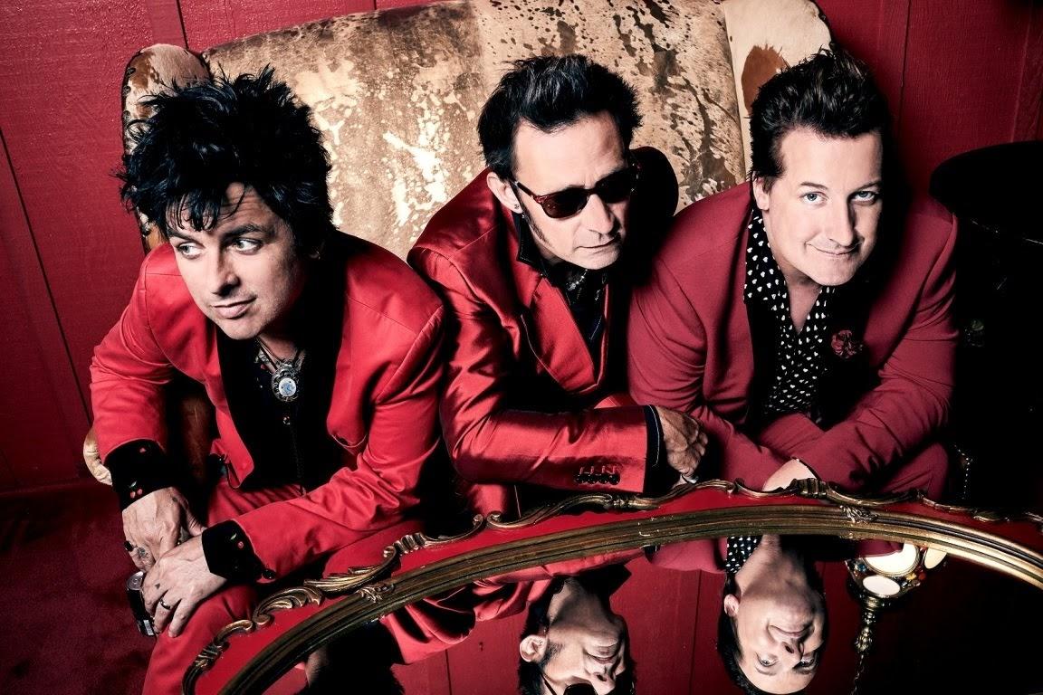 搖滾天團 Green Day 宣布亞巡延期