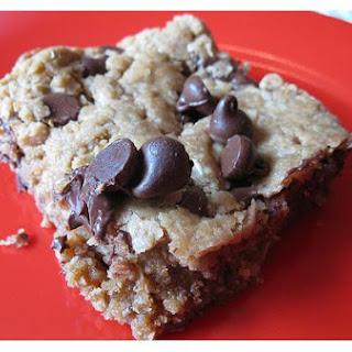 Oatmeal Cookie Bars.
