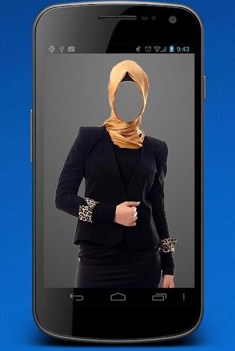 Latest Hijab Fashion Photo