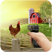 Chicken Shooter in Chicken Farm for Chicken Shoot