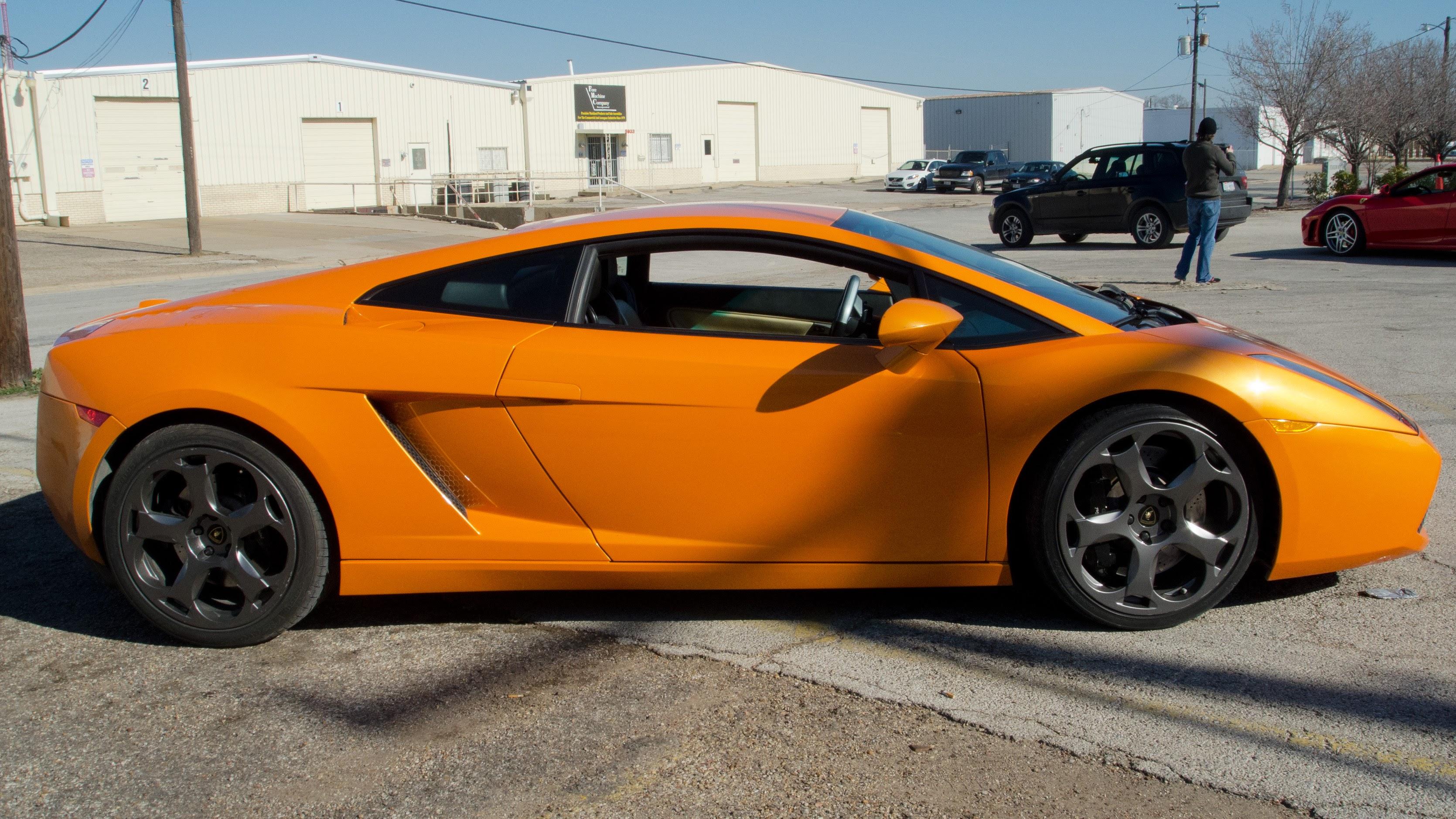 Photo: Lamborghini Gallardo