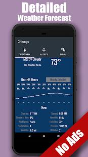 Weather Alerts Ultimate - Custom/Historical