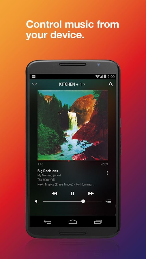 Sonos Room Settings Android