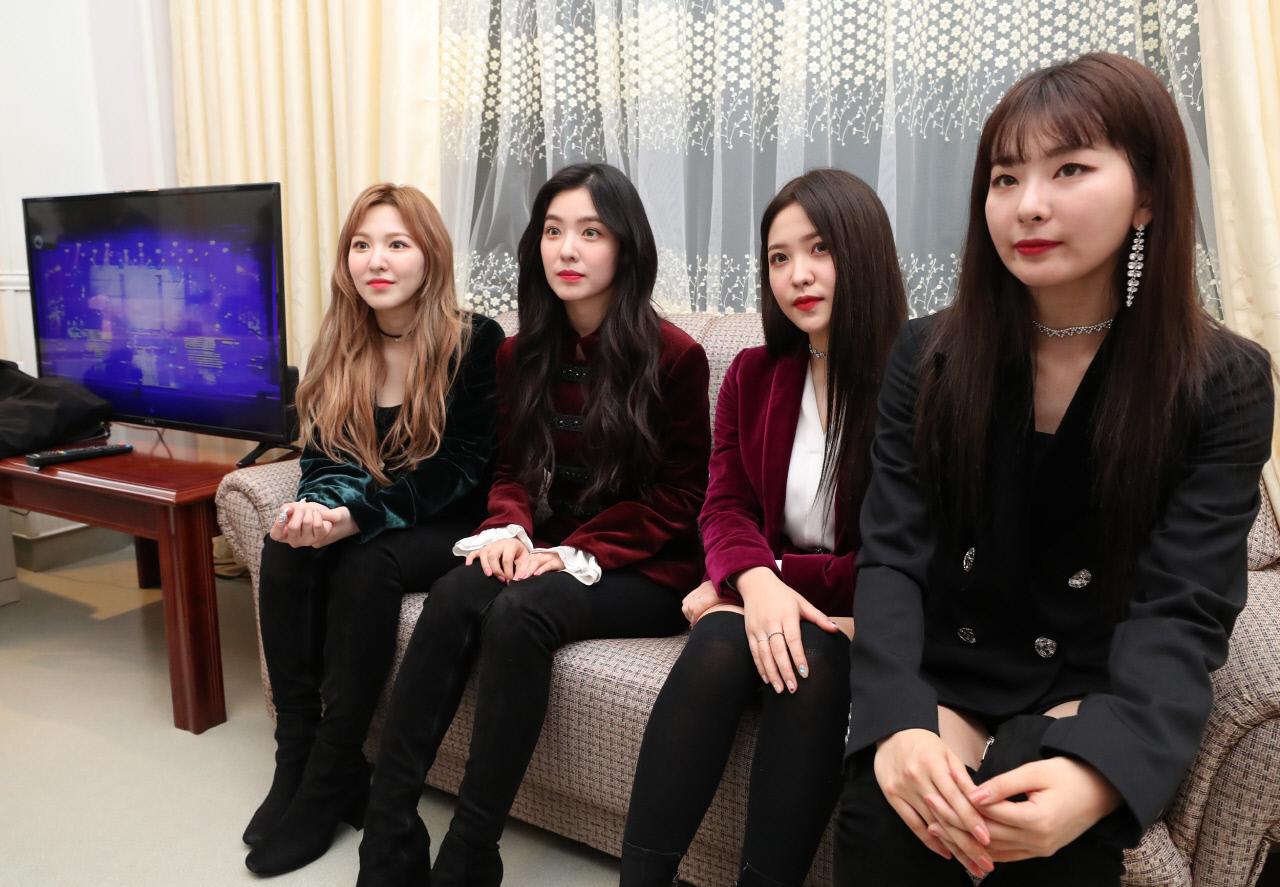 a visual journey through red velvet u0026 39 s trip to north korea so far