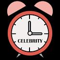 Celebrity Alarm Clock icon