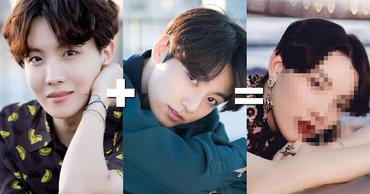 Un model devine viral datorită asemănării sale cu J-Hope + Jungkook din BTS