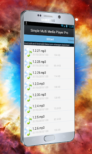 Simple Multi Media Player Pro