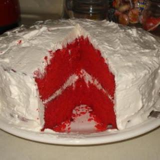 Auntie's Red Velvet Cake!.