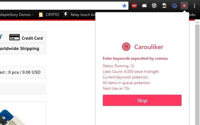 Carouliker