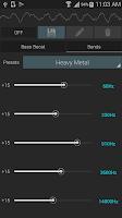 Screenshot of E Player (Music Player)