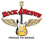 Logo for Rock & Brews Overland Park