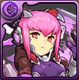 滅火の九龍喚士・エナ