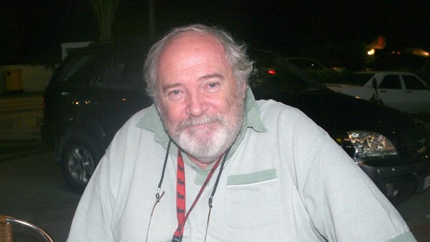 Ric Polansky llegó a Mojácar en 1969 y ha fallecido con 73 años.