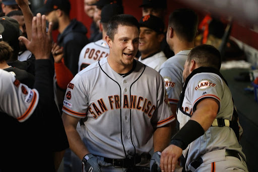 Giants make roster moves before Sunday's game against Pirates