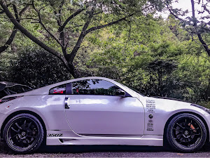 フェアレディZ Z33 version Sのカスタム事例画像 週末洗車部隊@濃厚しらすパンデミックさんの2020年05月12日13:02の投稿