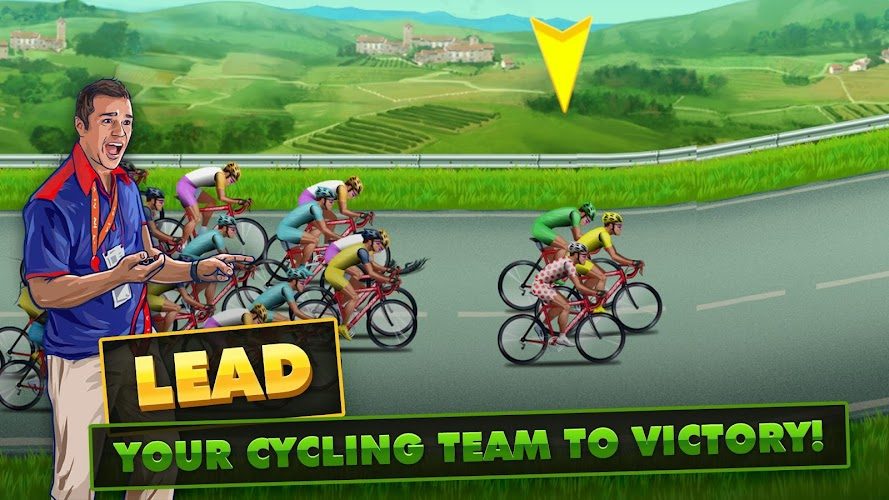 Tour de France 2015 - The Game - screenshot