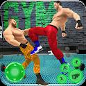 Bodybuilder Fighting Games: Gym Wrestling Club PRO icon