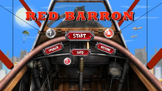 Red Barron screenshot 0