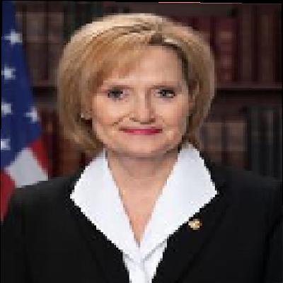 Sen.CindyHydeSmith(R,MS)