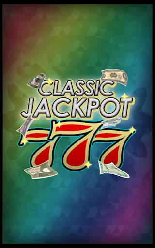 Classic Slots 777 Jackpot