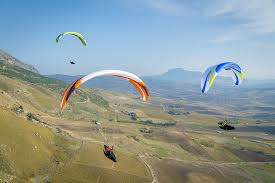 SkyWalk Cayenne 5 At FlySpain Online paragliding shop