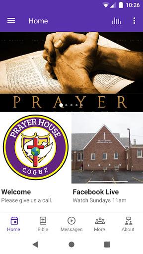 Prayer House COGBF screenshot 1