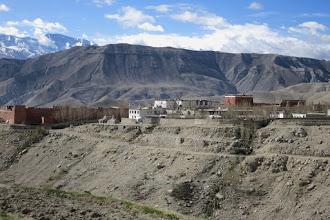 Photo: Lo Monthang - Départ pour le tour des forts