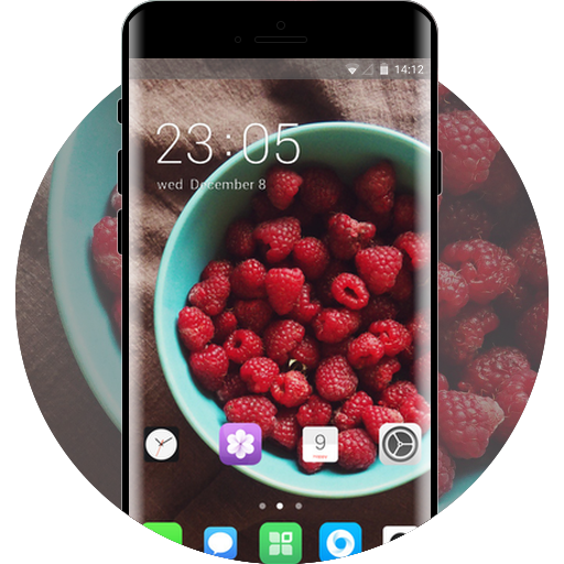 App Insights: Theme for oppo a37 daily life mulberry