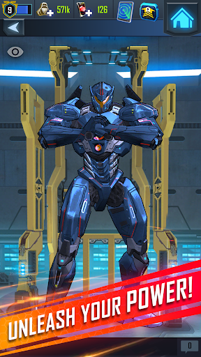 Pacific Rim Breach Wars - Robot Puzzle Action RPG 1.7.2 screenshots 4