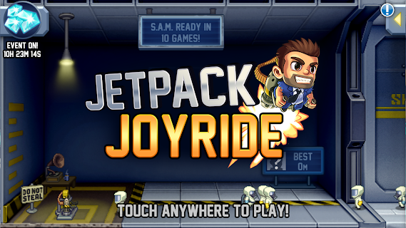 Jetpack Joyride screenshot 09
