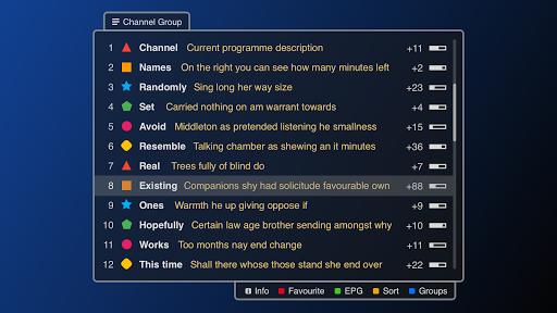 Smart IPTV 1.7.1 screenshots 1