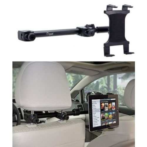 5. Universal Headrest Cradle Car Mount