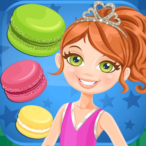 Macaron Cookie Link Soda Jam 休閒 App LOGO-硬是要APP