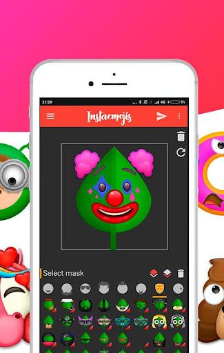 Emoji Maker - Create your Photo Emojis & Stickers 1.1.6.1 screenshots 6