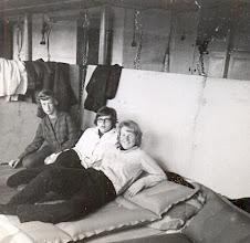 Photo: Janna de Wit, Ria Supèr en Lineke Weggemans