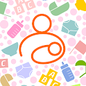 Baby Tracker - Feed,Diaper Log icon