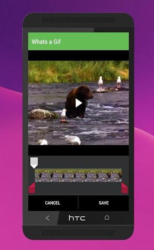 Whats a Gif - GIFS Sender(Saver,Downloader, Share) 2.2.9.5 screenshots 8