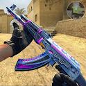 Gun Strike: Counter Terrorist 3D Shooting Games icon