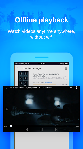 無料媒体与影片AppのPolyは無料で、好きな時間で好きなだけを見れます。|記事Game