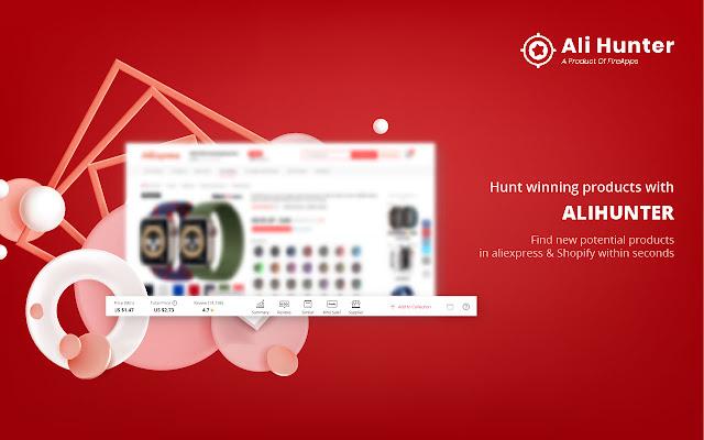 Ali Hunter - AliExpress Product Tracker